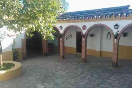 Cortijo Rural La Rosa Del Sol