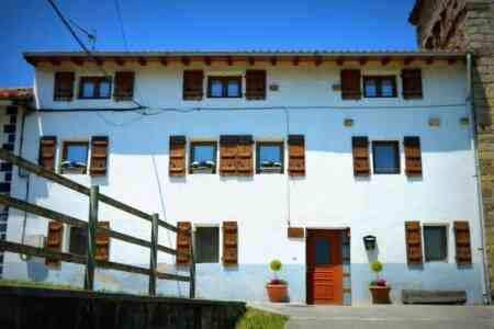 Casa Rural Perubeltz Landetxea