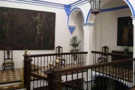 Palacio Ochagavia, Casa Rural