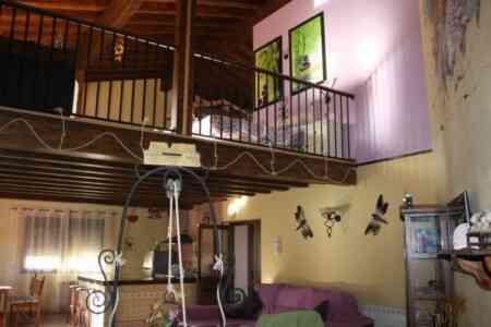 Casa Rural Rosa Mágica