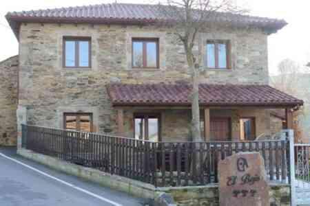 Casa De Aldea El Boje